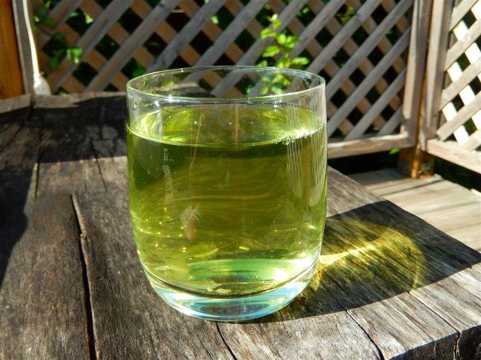 Чай из листьев артишока