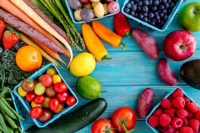 Витаминные продукты для укрепления сосудов