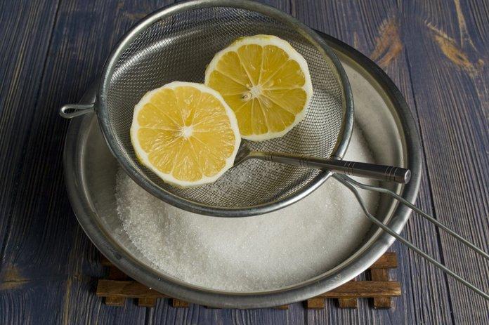 Ингредиенты для приготовления шугаринга