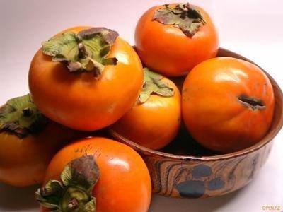 хурма - полезный фрукт