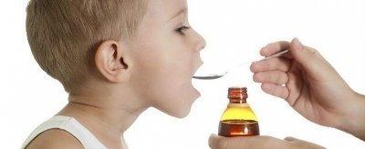 лечим детский кашель дома