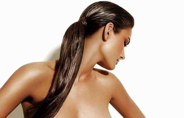 Льняное масло для волос и кожи