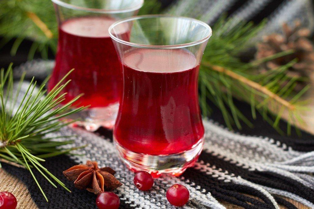 чай с клюквой помогпет похудеть
