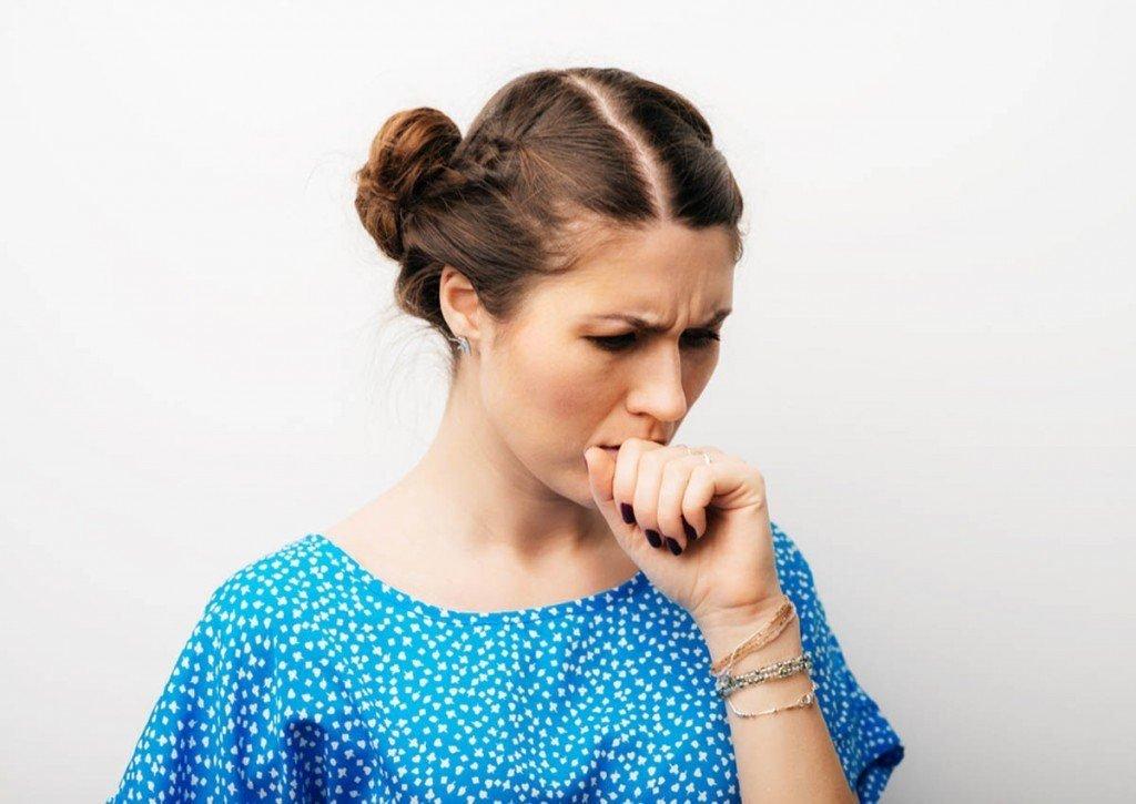 Как остановить кашель при домашних условиях 837