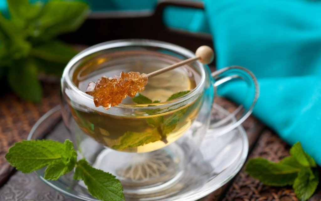 рецепт приготовления цикория, лимона,мяты для похудения