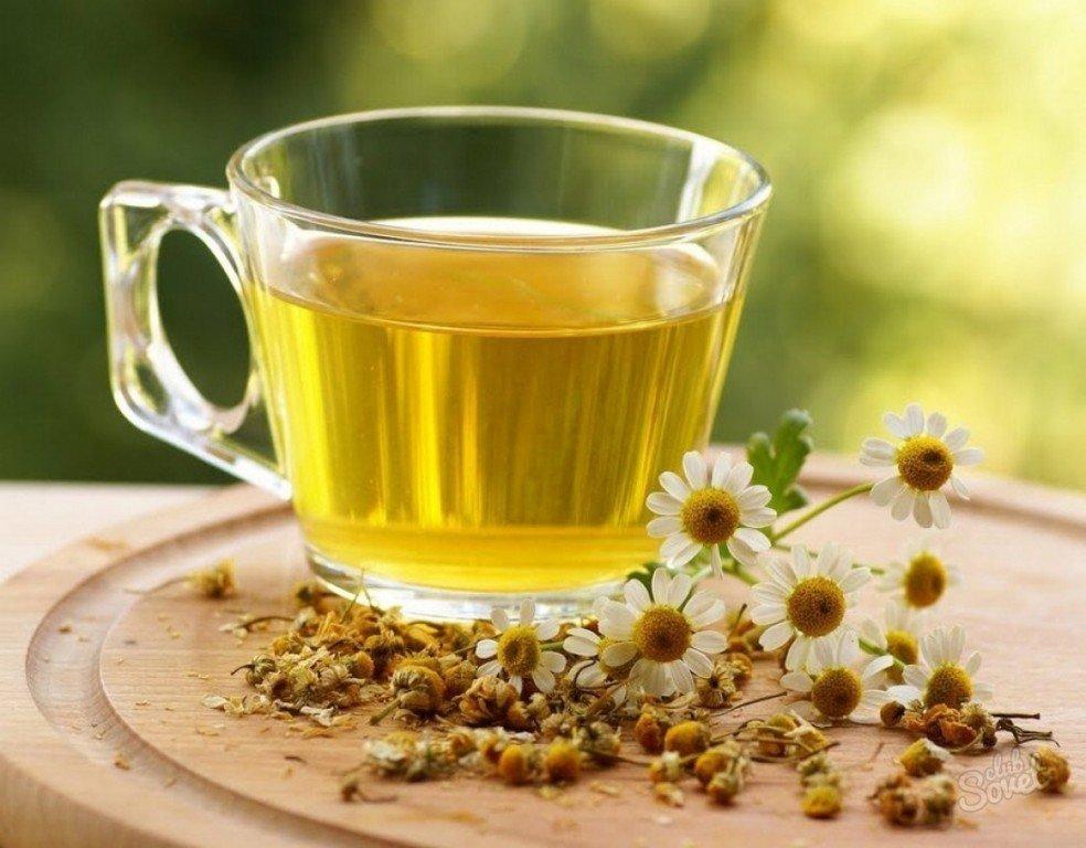 Полезные свойства ромашки и ромашкового чая