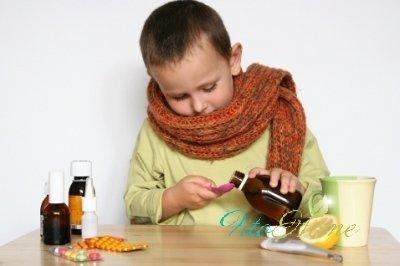 готовим детский сироп от кашля