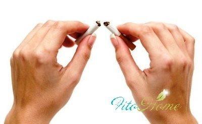 «народные» помощники против курения