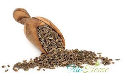семена укропа и омоложение