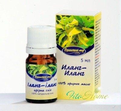 использование масла иланг-иланг в медицине