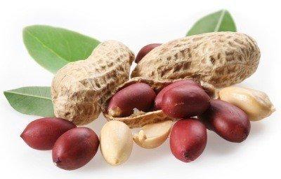 арахис полезные свойства