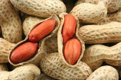 арахис в питании