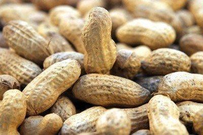арахис и лечение затяжного сухого кашля