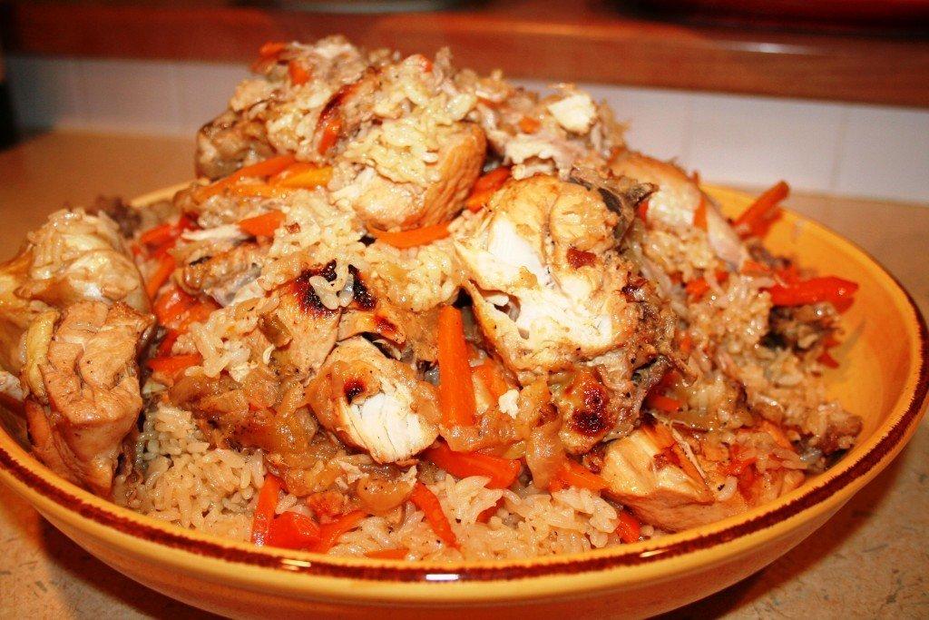 Плов по кавказски рецепт пошагово