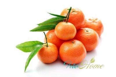 полезные составляющие мандарина