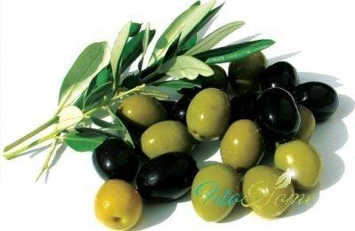 оливки и их косточки