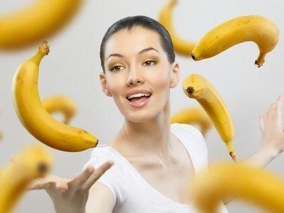 банан и его питательность