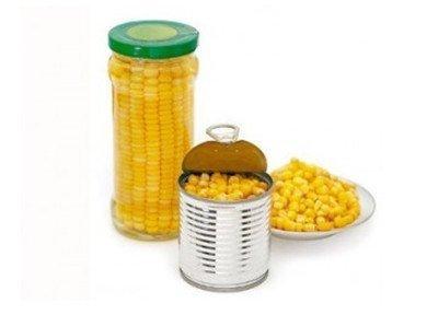 консервированная кукуруза и лечебные свойства