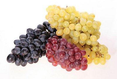виноград и его цвет