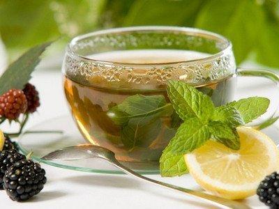 чай против простуды