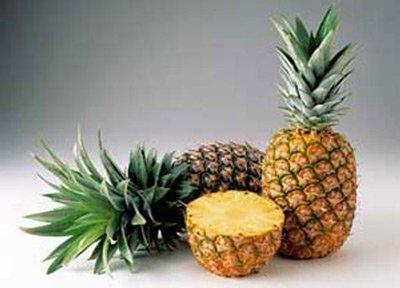 ананас во всей красе