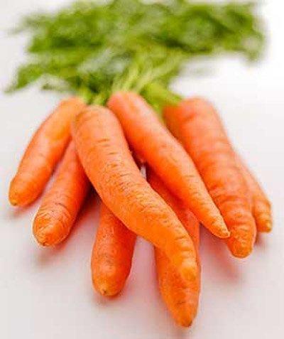 не игнорируйте морковь в пищу