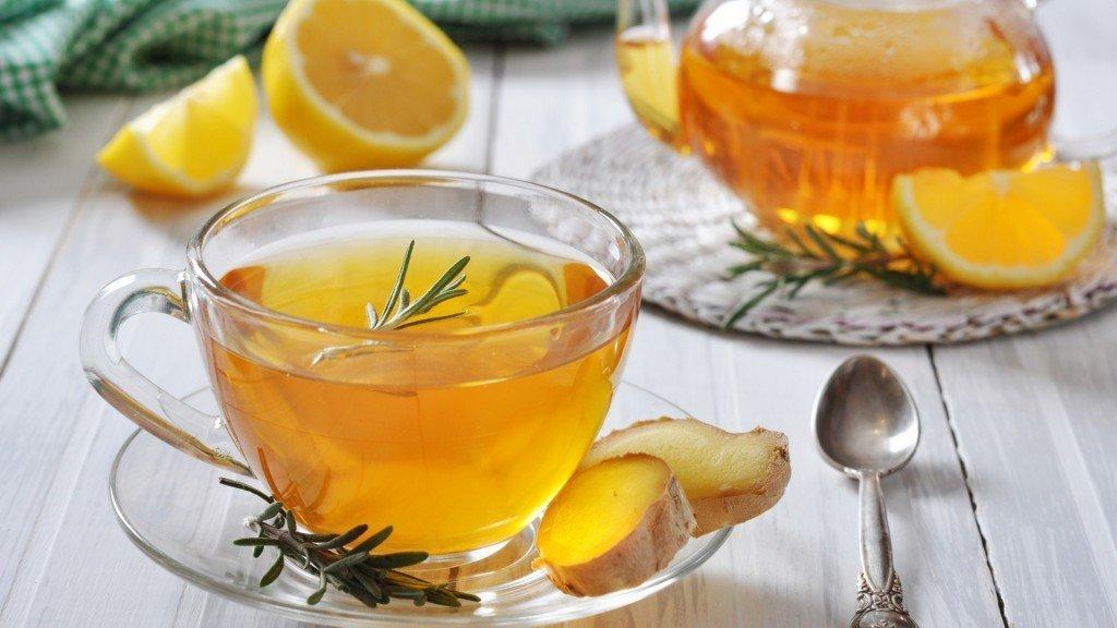 Имбирь как приготовить чай с лимоном и медом