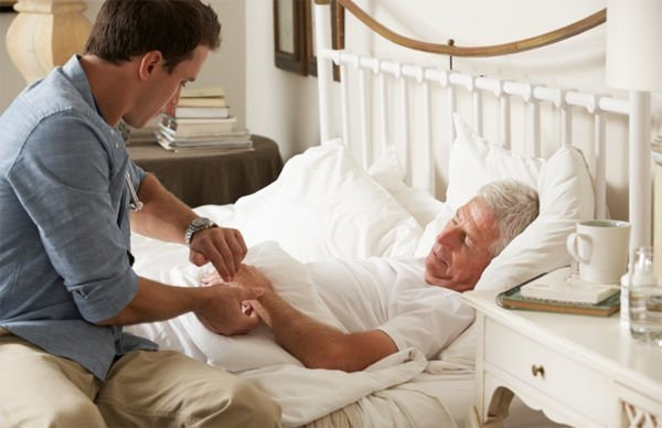 Лечение пролежней дома