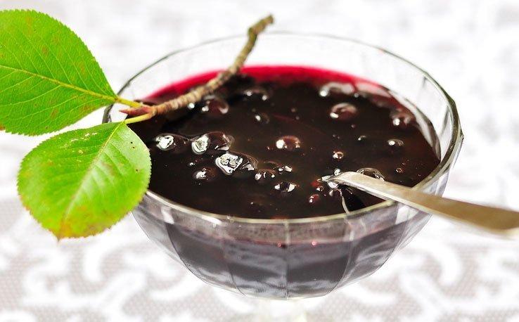 черноплодная рябина рецепты приготовления наливки