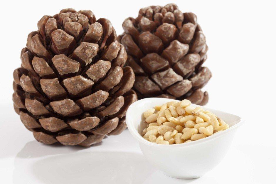 аллергия на орехи фото